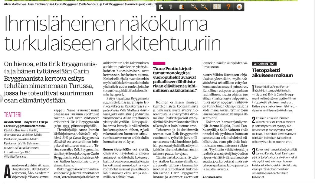 Turun Sanomat / Annina Karhu